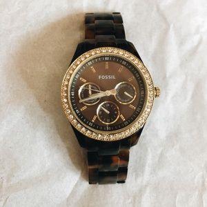 Fossil Tortoise Watch